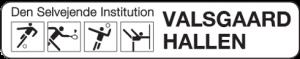 Valsgaard Hallen Logo